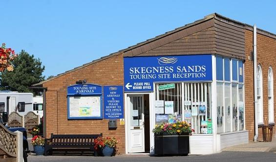 Skegness Sands Touring Site